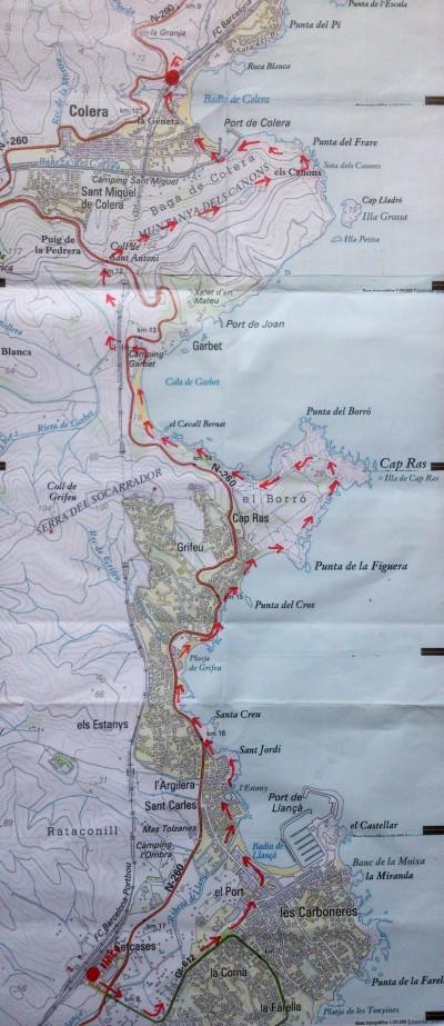 mapa detall llança-colera